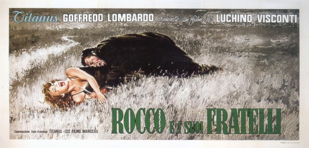 ROCCO E I SUOI FRATELLI - Italian Poster 3