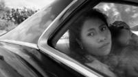 Yalitza Aparicio in Roma di Alfonso Cuaron