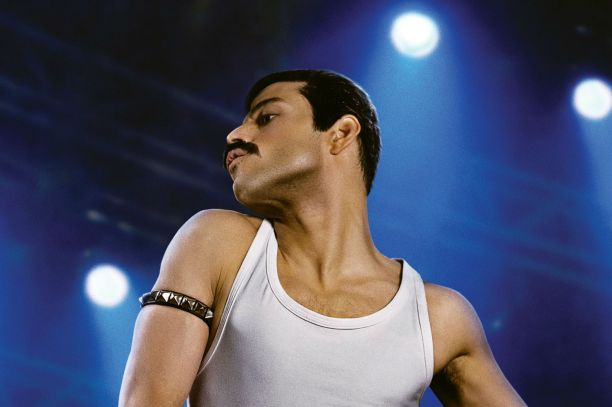 Rami Malek è Freddie Mercury in Bohemian Rhapsody