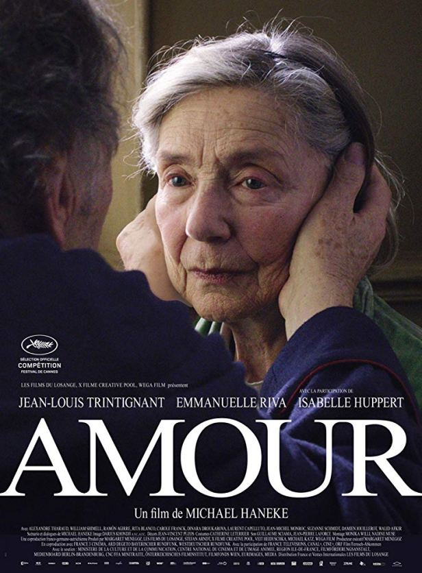 amour 2012 poster