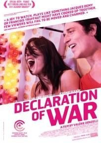 la guerra è dichiarata donzelli 2011