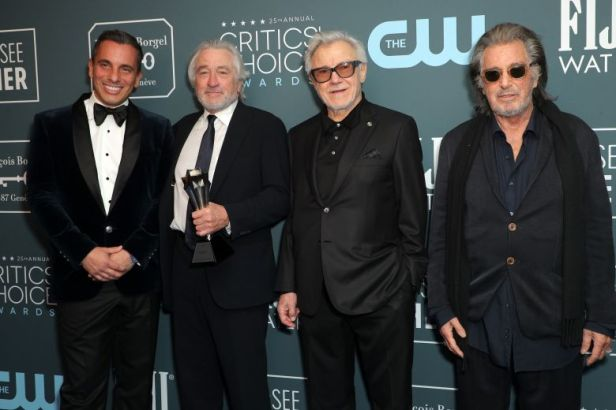 25th Annual Critics' Choice Awards, Press Room, Barker Hanger, Los Angeles, USA - 12 Jan 2020