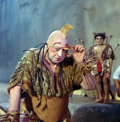 """Satyricon"" Fanfulla (Luigi Visconti) 1969 ** I.V.C."