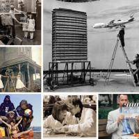 150 bellissime immagini di backstage di film: dietro le quinte del cinema