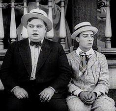 Fatty con Buster Keaton