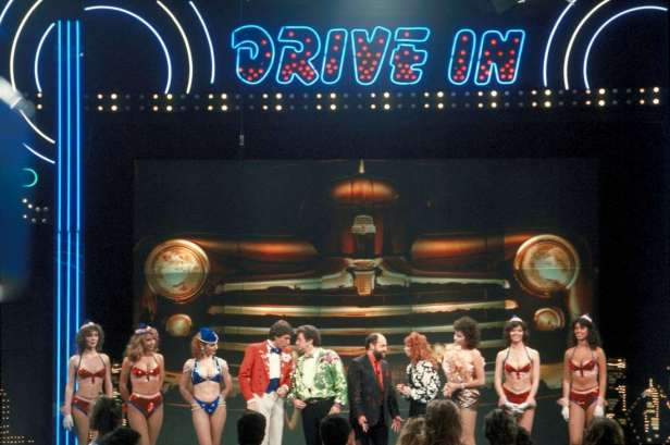 'Drive_In' cinema roma