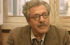 Marcello Mastroianni in Sostiene Pereira