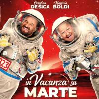 Natale su Marte è il cinepanettone 2020 di Boldi & De Sica... con un nuovo titolo