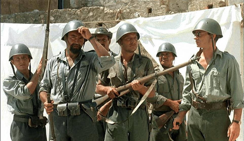 Mediterraneo film Salvatores